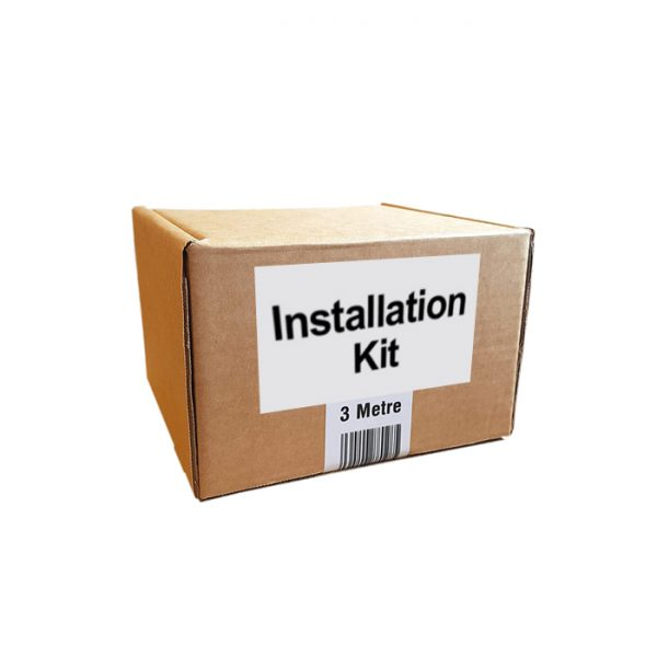AC Installation Kit 3m