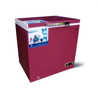 Bruhm Chest Freezer 150L (RED)