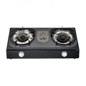 Binatone Table Top Glass Gas Cooker SSGC-0003