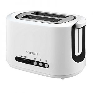X Touch Toaster 2 Slice TST201 – White