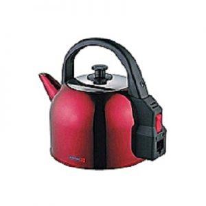 Scanfrost Stainless Steel Maroon Spray Kettle 4.3L-SFKE 18