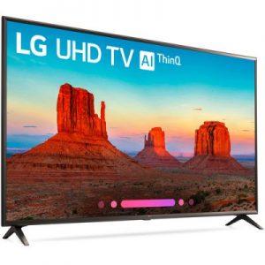 LG UHD 4K Smart LED TV 65 Inch – 65UK6100