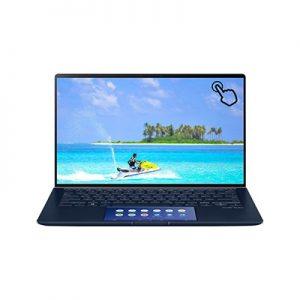 ASUS Zenbook Flip 14 CORE I7- 8G 512GB Royal Blue (UX434FAC)