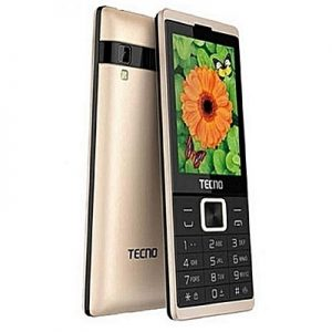 Tecno T528  8 MB RAM 16 MB Internal Memory – Gold