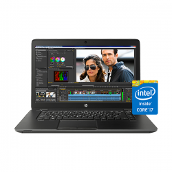 HP ZBook 15U G2 J9A18EA Intel Core i7 Laptop 15 Inch 16 GB RAM 512 GB Solid State Drive