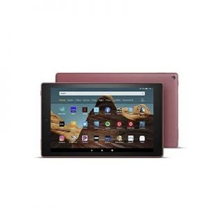 AMAZON FIRE HD 10 TABLET 32GB PLUM COLOUR