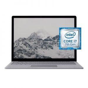 Microsoft Surface Laptop Intel Core i7 Laptop 13.5 Inch 8 GB RAM 256 GB SSD