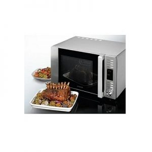 Kenwood Microwave Oven Stainless Steel With Grill & Convection 30 Litres MWL321