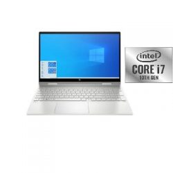 HP ENVY x360 Convertible Laptop 15 Ed000 Intel core i7 16GB 512GB SSD 10th Generation (8JG82AV)