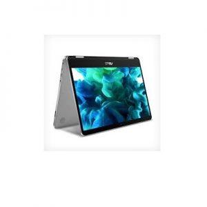 ASUS VivoBook Flip 14 Thin and Light 2-in-1 Laptop, 14? HD Touchscreen, Intel Celeron , 4GB DDR4, 64GB Storage, Windows 10 Home