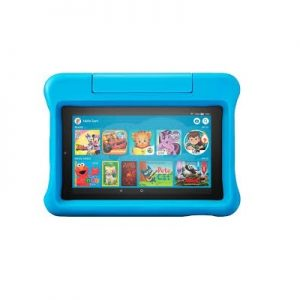 Amazon Fire 7 Kids Edition Tablet – 7″ Display – 16GB  Blue