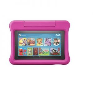 Amazon Fire 7 Kids Edition Tablet ? 7? Display- pink