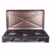 Maxi Table Top Gas Cooker – 3 Burner