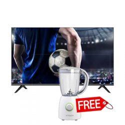 Hisense 43″ Smart Led TV Plus FREE Blender