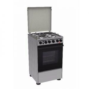 MIDEA-COOKER 3GAS+1ELECTRIC WITH GRILL & OVEN