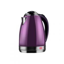 Swiss Pro Electric Kettle (Purple & Red)